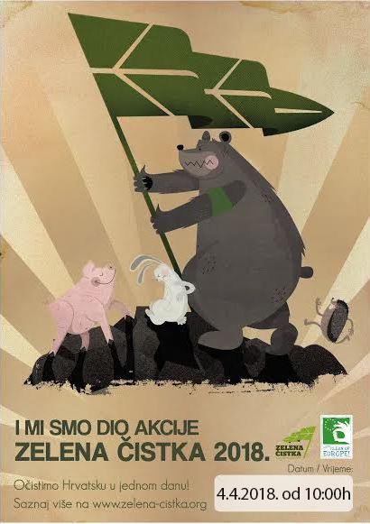 Projektni dan - Zelena čistka
